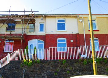 Thumbnail 2 bed terraced house for sale in High View, Mayhill, Swansea, City And County Of Swansea.