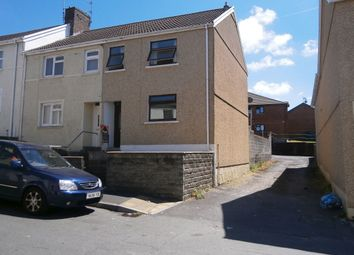 Thumbnail 3 bed terraced house to rent in Tunnel Road, Llanelli