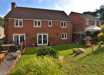 4 bed detached house for sale in Jocelyn Mead, Crediton, Devon EX17