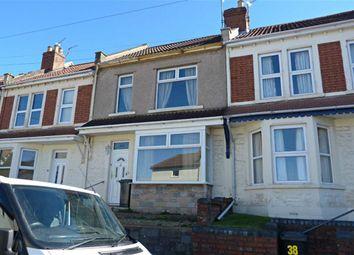 Thumbnail 3 bed terraced house for sale in Sandringham Road, Brislington, Bristol