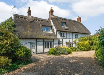 Thumbnail 5 bed country house for sale in Lower Way, Padbury, Buckingham