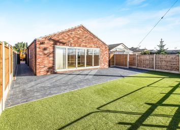 Thumbnail 3 bed detached bungalow for sale in Adamstiles, Barrowby, Grantham