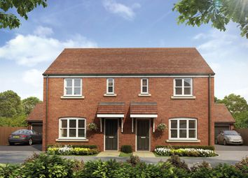 """Thumbnail 3 bedroom end terrace house for sale in """"The Hanbury"""" at Ribston Close, Banbury"""