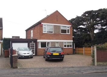 Thumbnail 5 bedroom detached house to rent in Wilsthorpe Road, Breaston, Derby