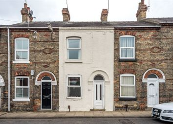 Thumbnail 1 bed terraced house for sale in Livingstone Street, York