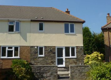 Thumbnail 3 bed property to rent in Meadow Rise, Penwithick, St. Austell