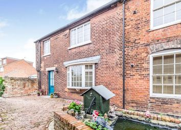 Thumbnail 2 bed end terrace house for sale in Cortlands Mews, Milton Regis, Sittingbourne, Kent