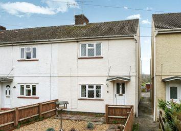 Thumbnail 3 bed end terrace house for sale in Wishford Road, Wilton, Salisbury