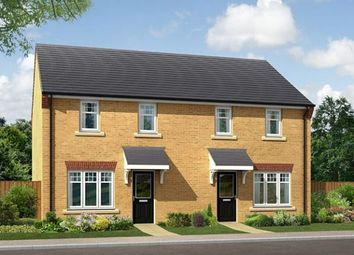 "Thumbnail 3 bedroom detached house for sale in ""The Bamburgh"" at Edenbrook Vale, Park Road, Pontefract"
