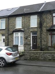 Thumbnail 3 bed terraced house to rent in Ynyswen Road, Treorcy