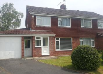 Thumbnail 3 bed property to rent in Fir Tree Avenue, Chester