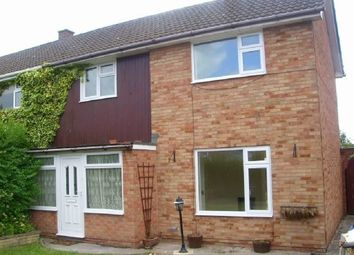 Thumbnail 3 bed semi-detached house to rent in Whitehouse Way, Tupsley, Hereford