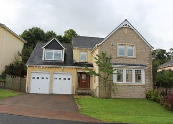Thumbnail 5 bedroom detached house for sale in Bramble Wynd, Castlebank Port Glasgow