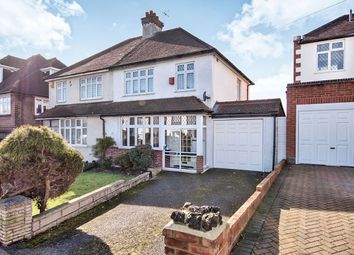 Thumbnail 3 bed semi-detached house for sale in Oaklands Road, Bexleyheath