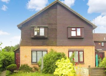 Thumbnail 1 bedroom end terrace house for sale in Cerne Close, West End, Southampton
