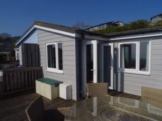 Thumbnail 3 bed property for sale in Coast View Holiday Park, Torquay Road, Shaldon