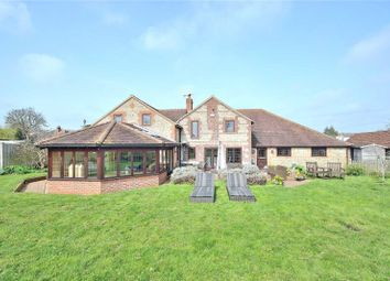 Thumbnail 4 bed detached house for sale in Ferring Lane, Ferring, West Sussex