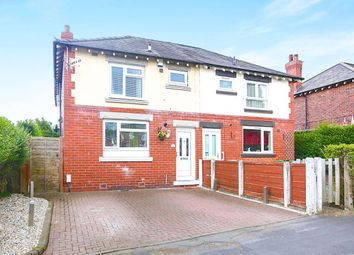 Thumbnail 3 bed semi-detached house for sale in Western Avenue, Macclesfield