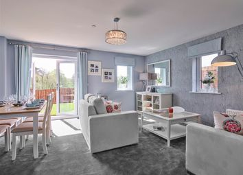 Thumbnail 3 bed semi-detached house for sale in Braunton Crescent, Llanrumney, Cardiff
