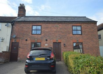 Thumbnail 3 bed detached house for sale in Main Road, Swardeston, Norwich