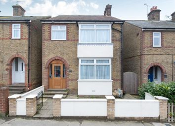 Thumbnail 3 bed detached house for sale in Whitstable Road, Faversham