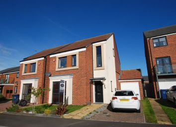 Thumbnail 4 bedroom detached house for sale in Prendwick Avenue, Newcastle Upon Tyne