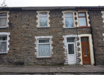 Thumbnail 3 bed terraced house for sale in Upper Gertrude Street, Mountain Ash