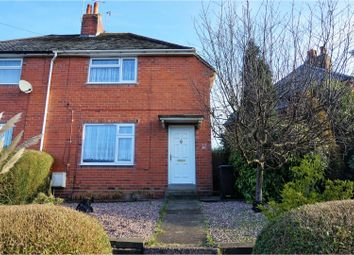 Thumbnail 2 bed semi-detached house for sale in Camillus Road, Newcastle