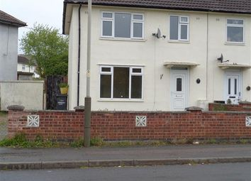 Thumbnail 3 bedroom semi-detached house for sale in Netherhall Road, Leicester