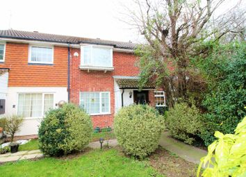Thumbnail 2 bed terraced house for sale in Cemetery Road, Houghton Regis, Dunstable
