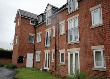 Thumbnail 2 bed flat for sale in Grange Court, Durham, County Durham