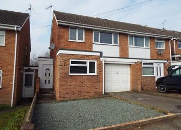 Thumbnail 3 bed semi-detached house for sale in Lynwood Grove, North Swindon, Swindon, Wiltshire