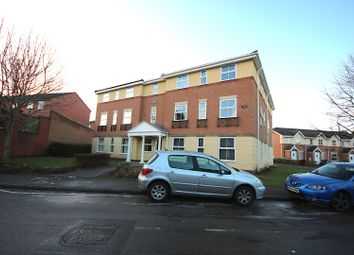 Thumbnail 2 bed flat for sale in Drapers Fields, Coventry