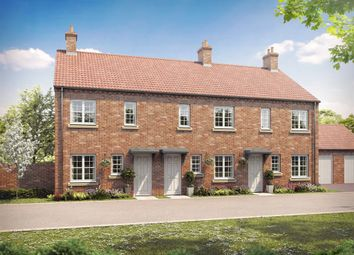 "Thumbnail 2 bedroom terraced house for sale in ""The Pannal"" at Bishopdale Way, Fulford, York"