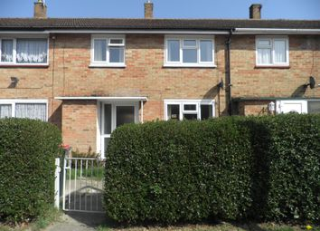Thumbnail 3 bed terraced house to rent in Climping Road, Ifield, Crawley