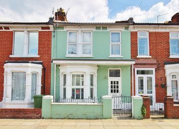 Thumbnail 3 bedroom terraced house for sale in Mayles Road, Southsea