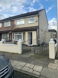 Thumbnail 3 bed semi-detached house for sale in Tweed Close, Liverpool
