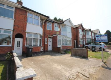 Thumbnail 3 bed terraced house to rent in Broad Avenue, Leicester