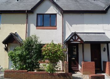 Thumbnail 3 bed terraced house to rent in River View, Chepstow, Monmouthshire