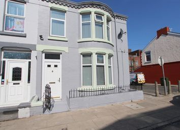 Thumbnail 3 bed end terrace house for sale in Wharncliffe Road, Stoneycroft, Liverpool