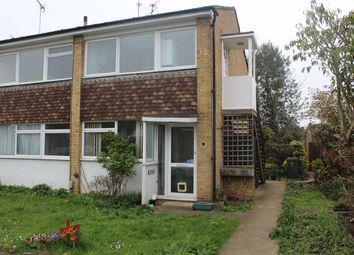 Thumbnail 2 bed maisonette for sale in Old Orchard, Byfleet, Surrey