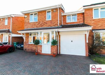 Thumbnail 3 bedroom detached house for sale in Hawkswell Drive, Willenhall