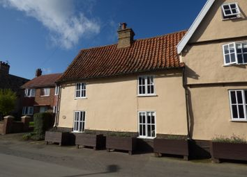 Thumbnail 3 bedroom semi-detached house to rent in North Street, Burwell, Cambridge