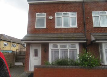 Thumbnail 4 bed semi-detached house for sale in William Cook Road, Ward End, Birmingham