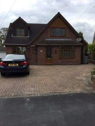 Thumbnail 4 bed detached house to rent in Meadow Road, Church Lawton, Stoke On Trent