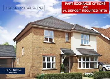 Thumbnail 4 bed detached house for sale in Birches Barn Road, Bradmore, Wolverhampton
