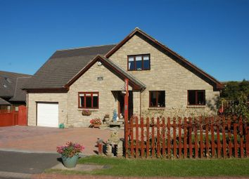 Thumbnail 6 bed detached house for sale in Leslies Drive, Otterburn, Newcastle Upon Tyne