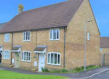 Thumbnail 2 bed end terrace house to rent in Admirals Close, Sherborne