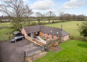 Thumbnail 2 bed barn conversion for sale in Wykin Lane, Stoke Golding, Nuneaton