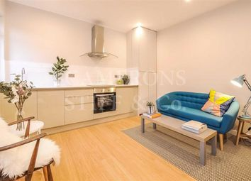Thumbnail 1 bed flat for sale in Temple Road, Cricklewood, London